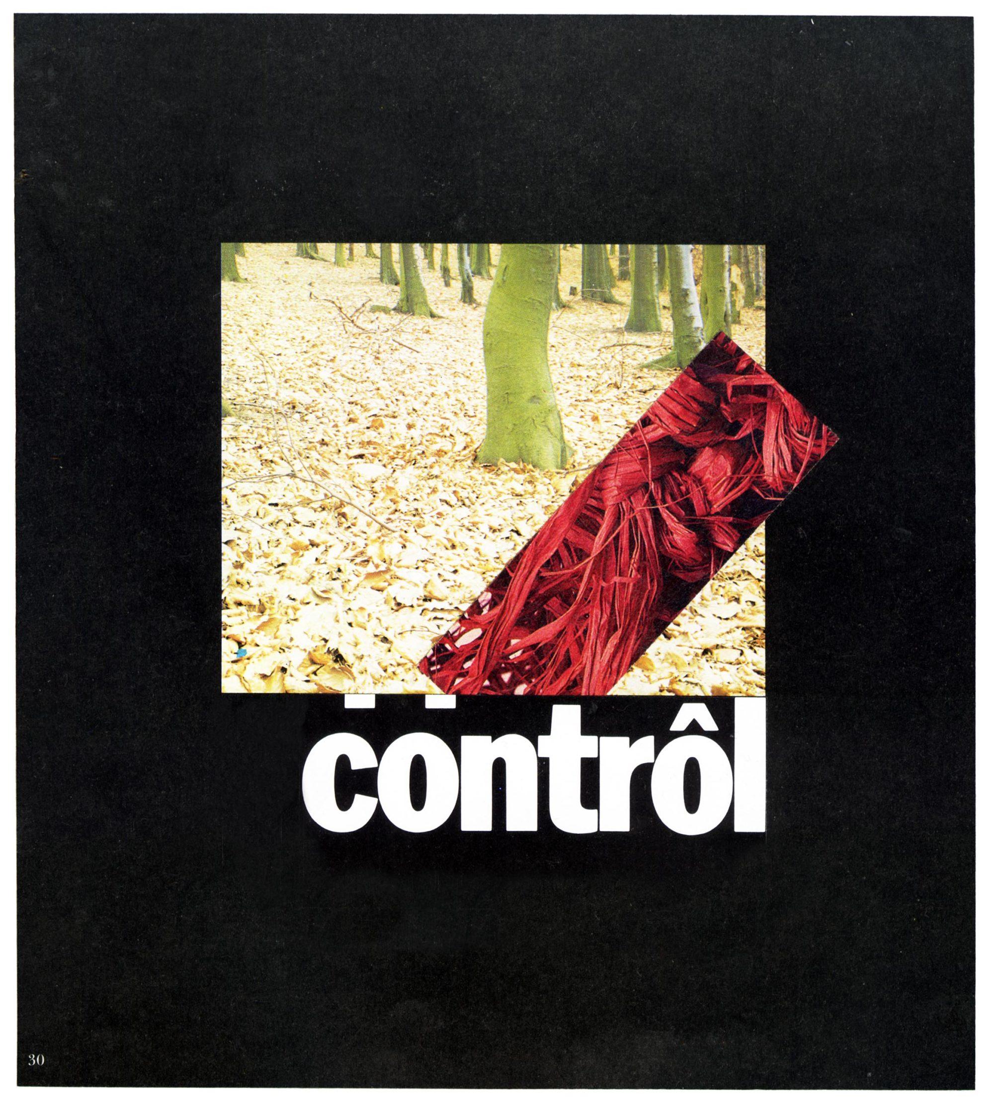 Control the image man