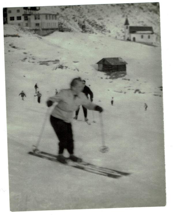 The Ski Incident