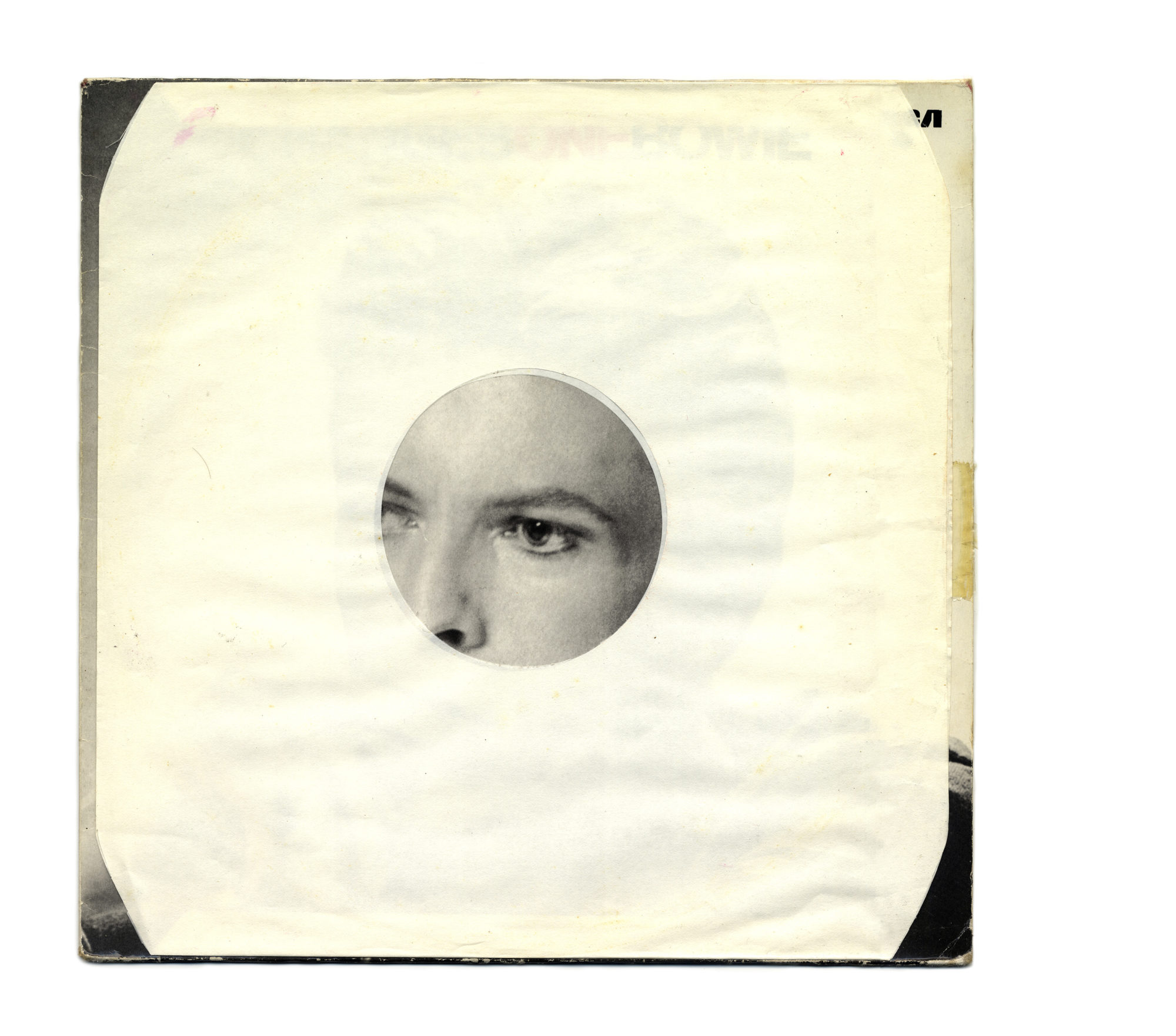 Franks David Bowie Record Cover Sleeve lr