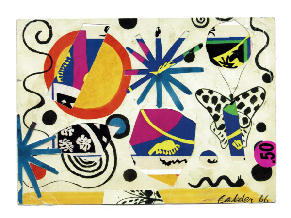 Calder Vs Matisse