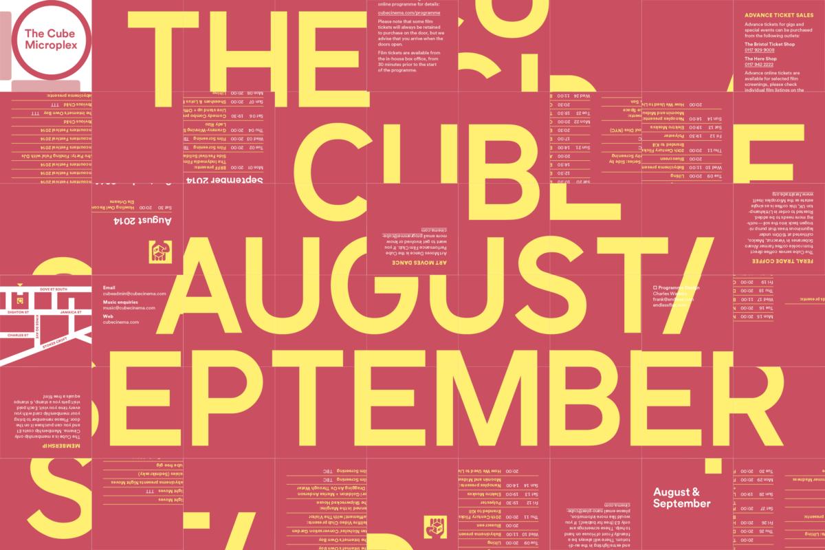 Cube September Online 5